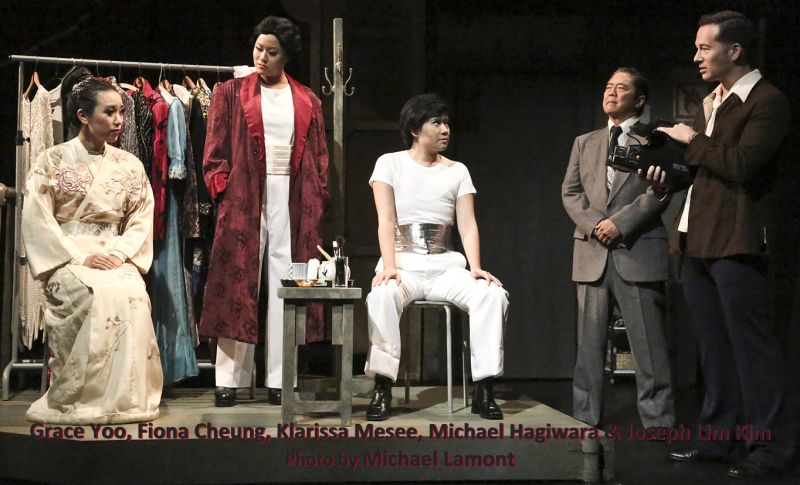 BWW Reviews: TAKARAZUKA!!! - Another Fine Production for East West Players' Successful Resume!