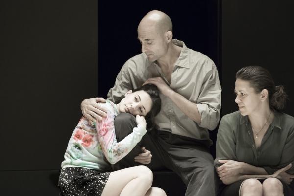 Phoebe Fox, Mark Strong, Nicola Walker Photo