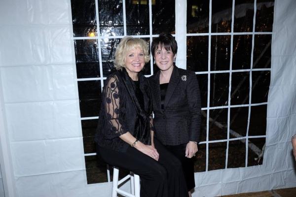 Christine Ebersole with Judith Sloan