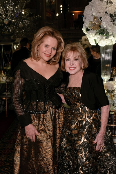 Renee Fleming with Nancy W. Knowles