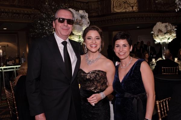 Henri Barguirdjian, Jenn Gambatese, Eve Rogers