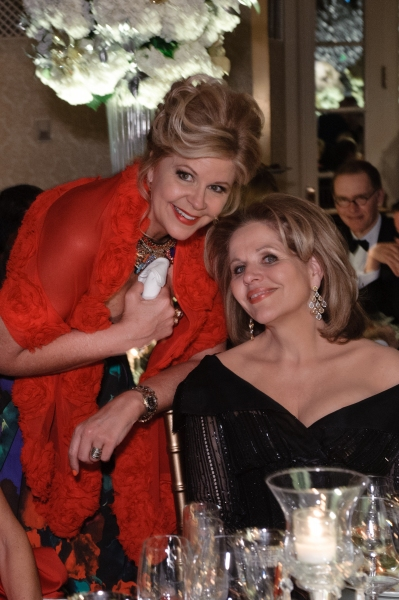 Susan Graham, Renee Fleming