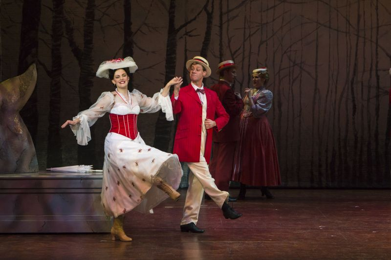 BWW Reviews: MARY POPPINS Not Quite So Magical at Village