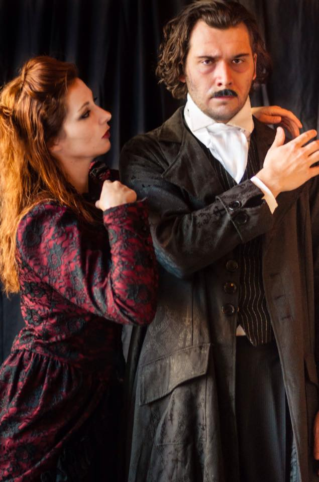 BWW Reviews: NIGHTFALL WITH EDGAR ALLAN POE Haunts Adams Morgan
