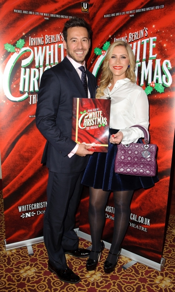 Photo Flash: WHITE CHRISTMAS Celebrates Opening in the West End - Part 1