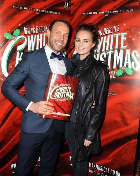 Jason Gardiner and Kara Tointon
