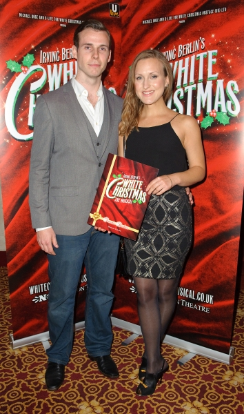 Photo Flash: WHITE CHRISTMAS Celebrates Opening in the West End - Part 2