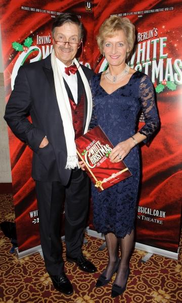 Tim and Helen Wonnacott Photo