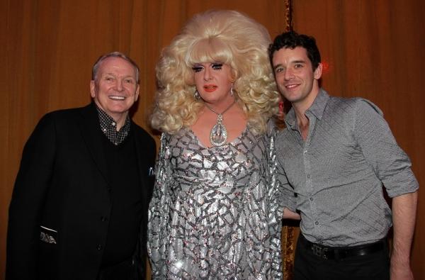 Bob Mackie, Lady Bunny, Michael Urie Photo
