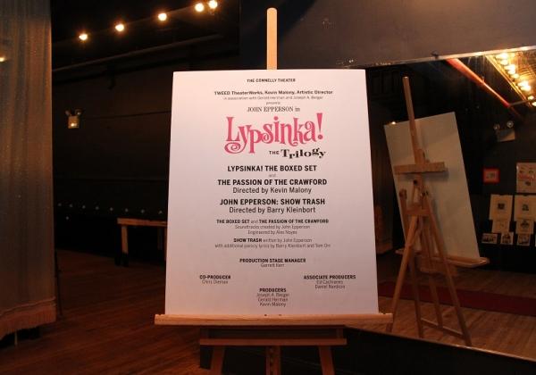 Photo Flash: LYPSINKA! THE TRILOGY Celebrates Opening Night