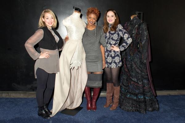Jenni Barber, Sonjia Williams, Christine Dwyer