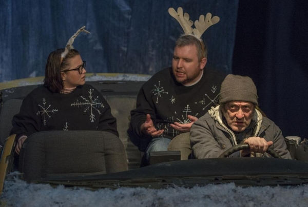 Photo Flash: First Look at HELLCAB at Profiles Theatre