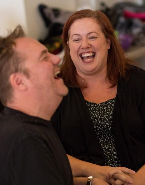 Graham Brown and Jennifer Mathews Photo