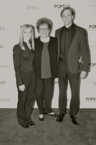 Diana Rose Becker, Judith Clurman and Arlo Hill
