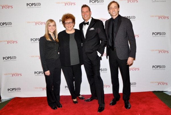 Diana Rose Becker, Judith Clurman, Steven Reineke and Arlo Hill