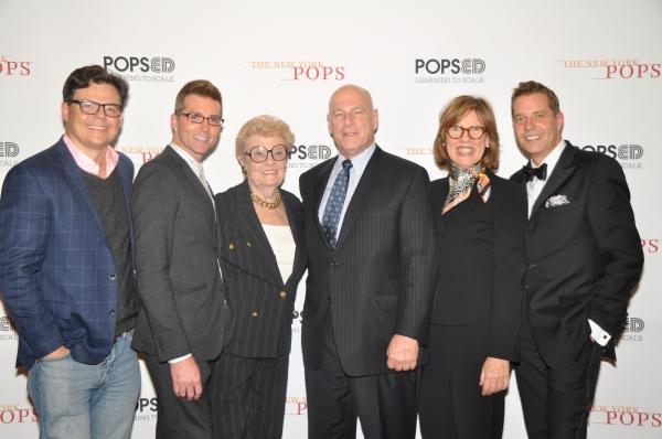 John Gardner, Eric Gabbard, June Freemanzon, John Shaw, Mary Patton and Steven Reineke