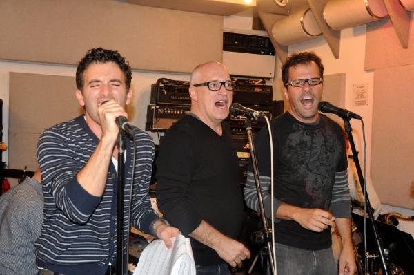Jarrod Spector, Donnie Kehr and Steve Gouveia Photo