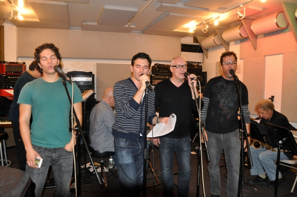 Miguel Jarquin-Moreland, Jarrod Spector, Donnie Kehr and Steve Gouveia Photo