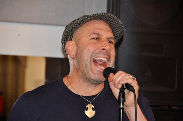 Photo Coverage: Inside Rockers on Broadway's Final Rehearsal Before Tonight's Show