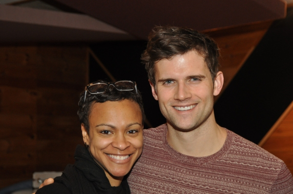 Carly Hughes and Kyle Dean Massey
