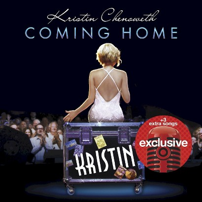 Deluxe Target Edition Of Kristin Chenoweth's New Live Album COMING HOME Now Available