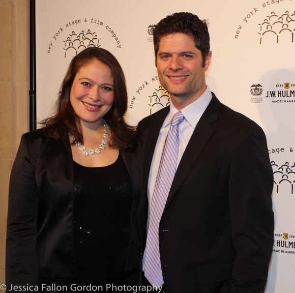Tom Kitt and Rita Pietropinto