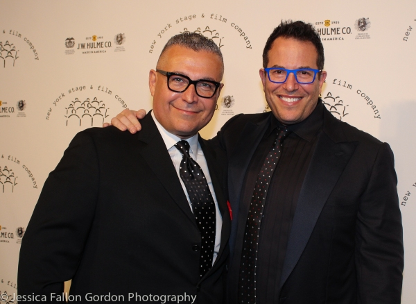 Photo Coverage: New York Stage and Film Gala Honors Michael Mayer and Rick Miramontez!
