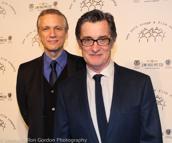 Rick Elice and Roger Rees