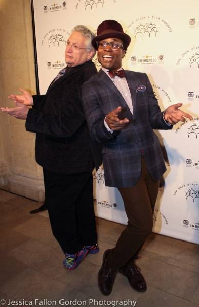 Photos: New York Stage and Film Gala Honors Michael Mayer and Rick Miramontez!