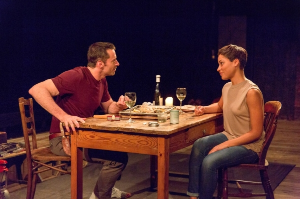 BWW Reviews:  Butterworth's THE RIVER Drowns in Its Own Ambiguity