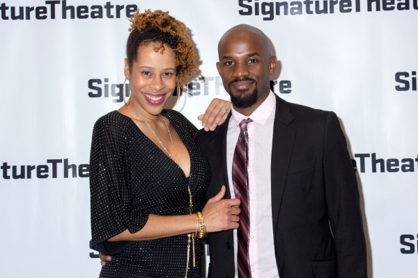 Photo Coverage: Inside Opening Night of Signature's OUR LADY OF KIBEHO