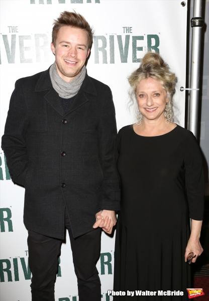 Alexander Libby and Carol Kane