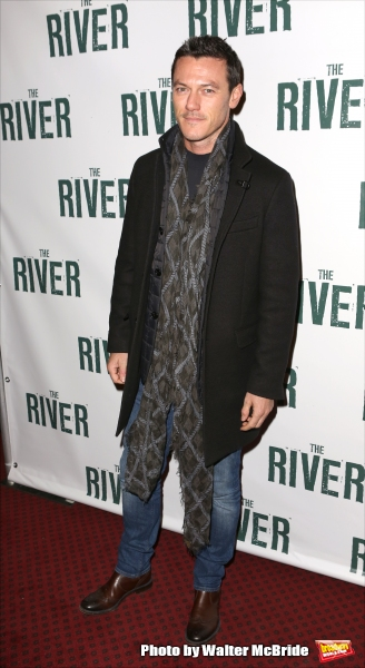 Photo Coverage: Inside THE RIVER's Opening Night Theatre Arrivals