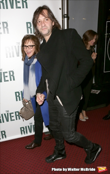 Sally Field and Rob Howell