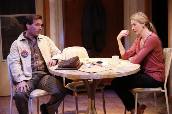 John Stanisci and Antoinette Thornes Photo