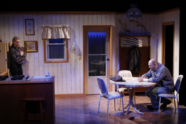 Photos: First Look at ON A STOOL AT THE END OF THE BAR at 59E59 Theaters