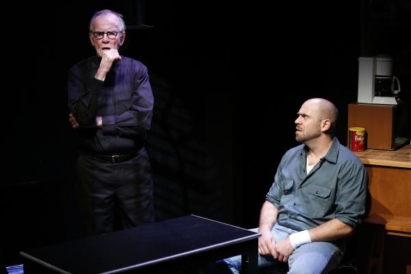 Robert Hogan and Timothy John Smith Photo
