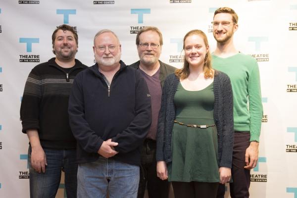 Randy Glancy, Nick Anderson, Bill Underwood, Alison Tatum and Andrew Bukowinski