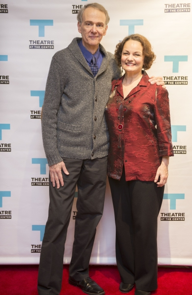 Photo Flash: A CHRISTMAS MEMORY Celebrates Opening Night at Theatre at the Center