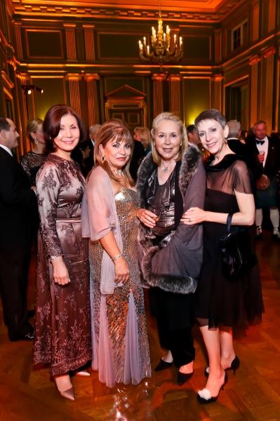 Keiko Kaplan, Annie Totah, Gilan Corn, and Irene Roth
