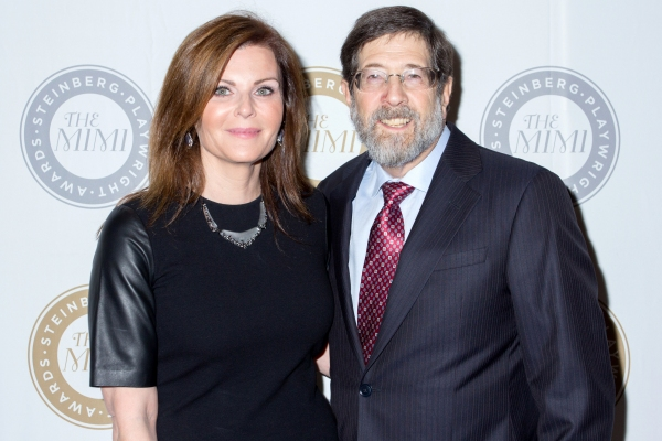 James D. Steinberg and his wife