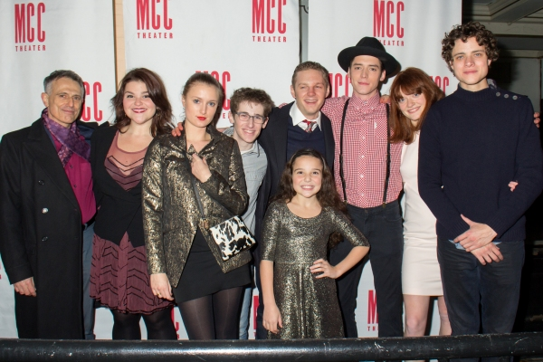 David Greenspan, Annie Funke, Lilly Englert, Noah Robbins, Sophie Shapiro, Will Pullen, Pico Alexander, Colby Minifie, Douglas Smith