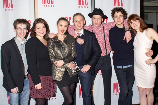 Noah Robbins, Annie Funke, Lilly Englert, Will Pullen, Pico Alexander, Douglas Smith, Colby Minifie