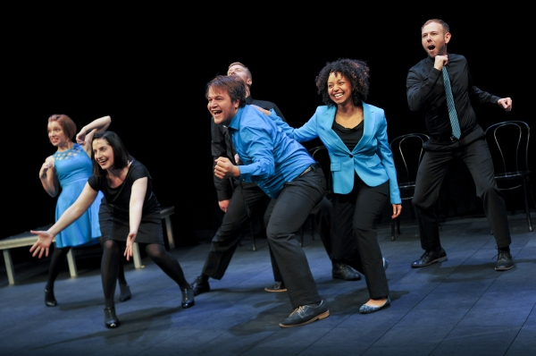 BWW Reviews: BLANK! THE MUSICAL is Truly Your Musical