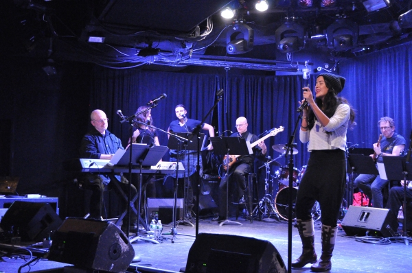 Photo Coverage: Inside the ROCKERS ON BROADWAY Soundcheck