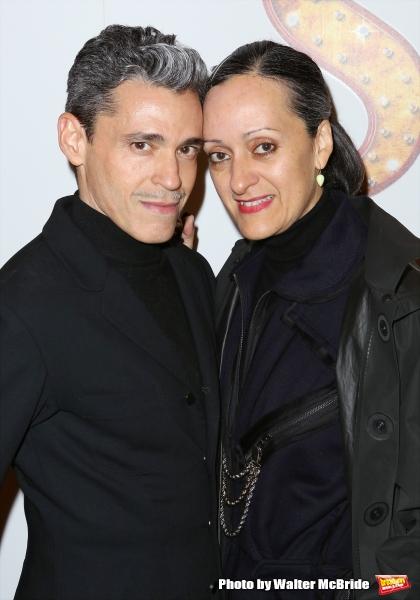 Ruben Toledo and Isabel Toledo