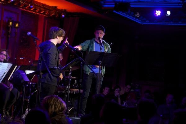 Gerard Canonico and Corey Mach