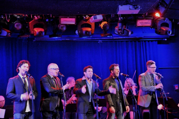 Photo Coverage: Inside ROCKERS ON BROADWAY 2014- The Men