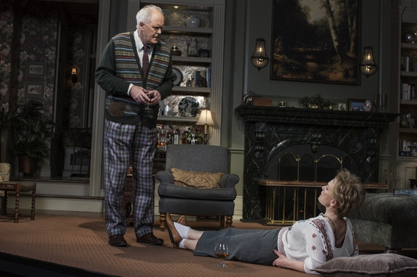 John Lithgow and Lindsay Duncan