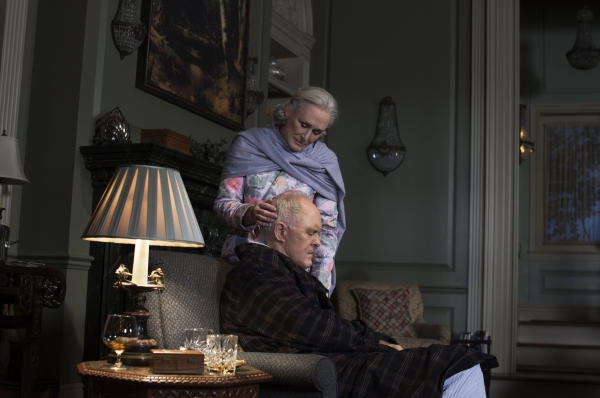 Glenn Close and John Lithgow